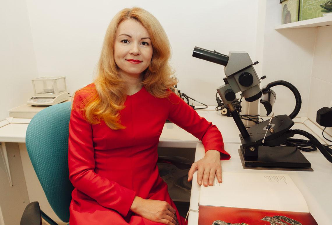 Услуги Геммолога в Вологде (фото 1)