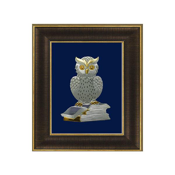 Декоративное панно Сова арт.9800111