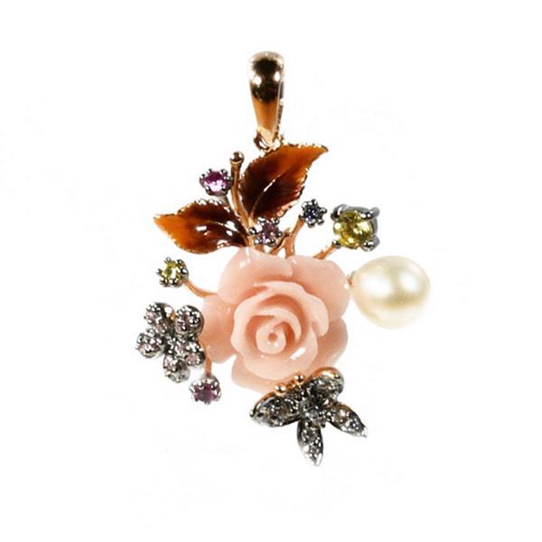 Кулон Jewellery Garden арт.PGA011-3