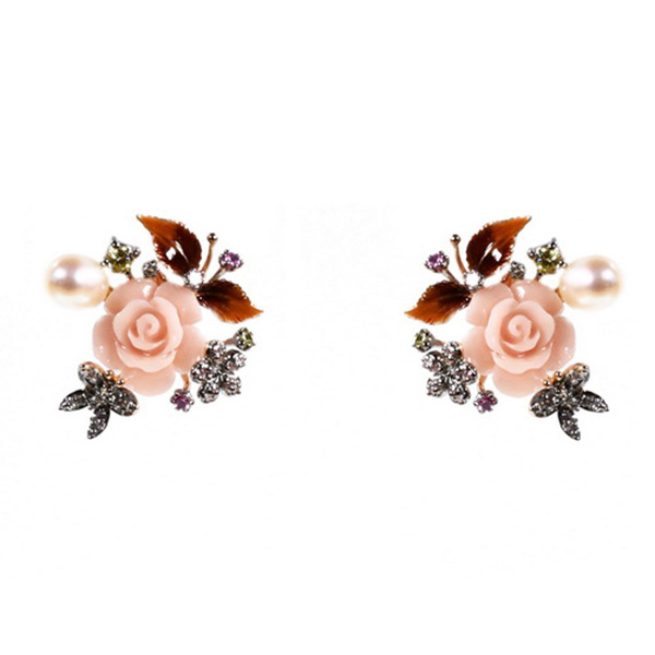 Серьги Jewellery Garden арт.EGA011-3